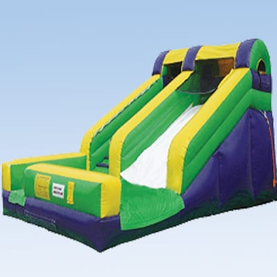15ft inflatable slide