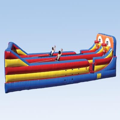 bungee hoop shot inflatable
