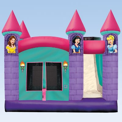 fairytale combo inflatable