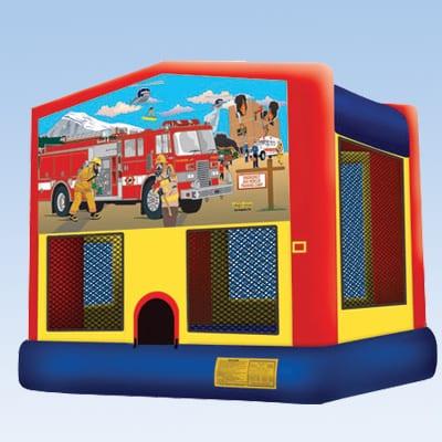 Firemen Bounce House