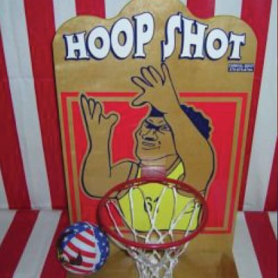 tabletop hoop shot basketball game