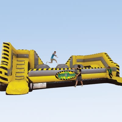 leaps and bound inflatable for kids