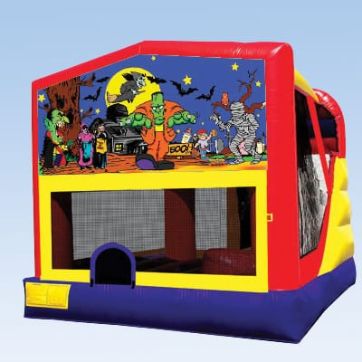 Monsters Bounce House small