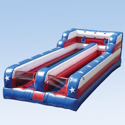 patriotic bungee inflatable