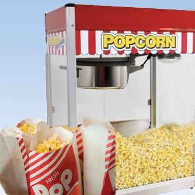 popcorn concession stand