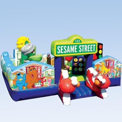 Sesame St play center for kids