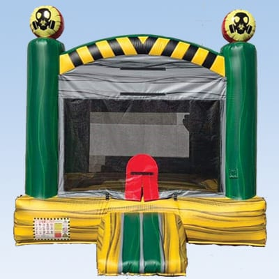 toxic moonwalk Bounce House